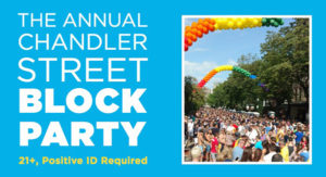 Chandler Street Block Party
