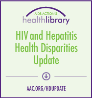 Health Disparities Update